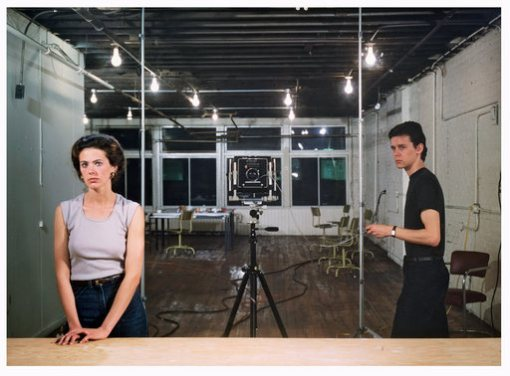 Picture for Women, by Jeff Wall (via Wikimedia Commons)