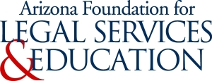 AZFLSE Arizona Foundation for Legal Services and Education logo