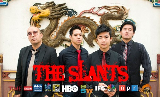 All-Asian American band The Slants