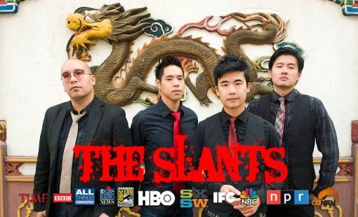 All-Asian American band The Slants
