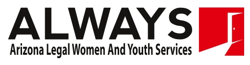 ALWAYS logo Arizona Legal Women and Youth Services