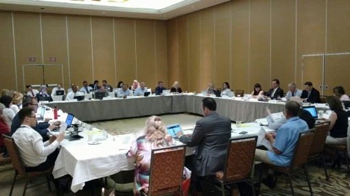 Board of Governors meeting, Westin La Paloma, Tucson, June 13, 2017.