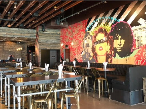 The newly reimagined Copper Blues in downtown Phoenix is the site for a State Bar networking event.